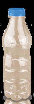 safePET 750ml Trinkflasche